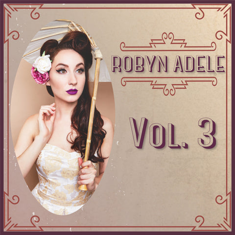 Robyn Adele Vol. 3 - CD
