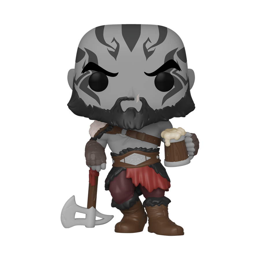 Funko Pop! Games: Vox Machina - Grog Strongjaw