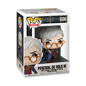 Funko Pop! Games: Vox Machina - Percival de Rolo