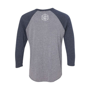 All Work No Play Raglan Shirt