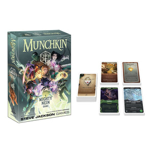 MUNCHKIN: Critical Role - A Mighty Nein Game