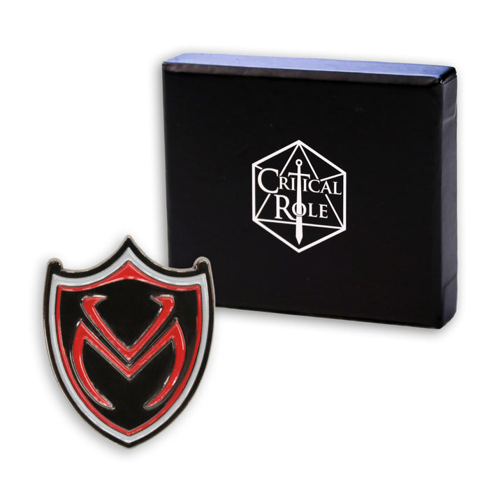 Critical Role Vox Machina Pin