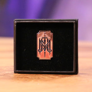 Critical Role Mighty Nein Copper Pin