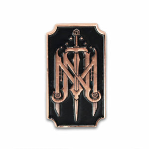 Critical Role Mighty Nein Enamel Pin