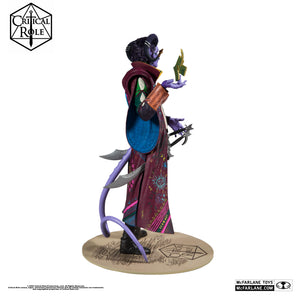 "The Mighty Nein's Mollymauk Tealeaf 12"" Figure by McFarlane Toys (Limited Edition)"
