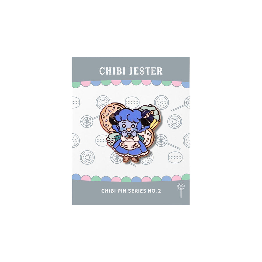 Critical Role Chibi Pin No. 2 - Jester