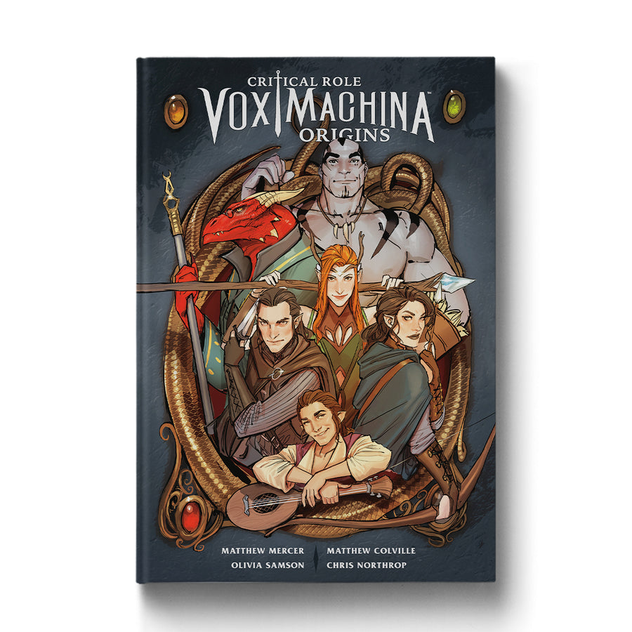 Critical Role: Vox Machina Origins Volume 1 (Hardcover)