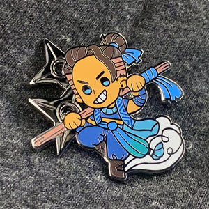 Critical Role Chibi Pin No. 6 - Beau