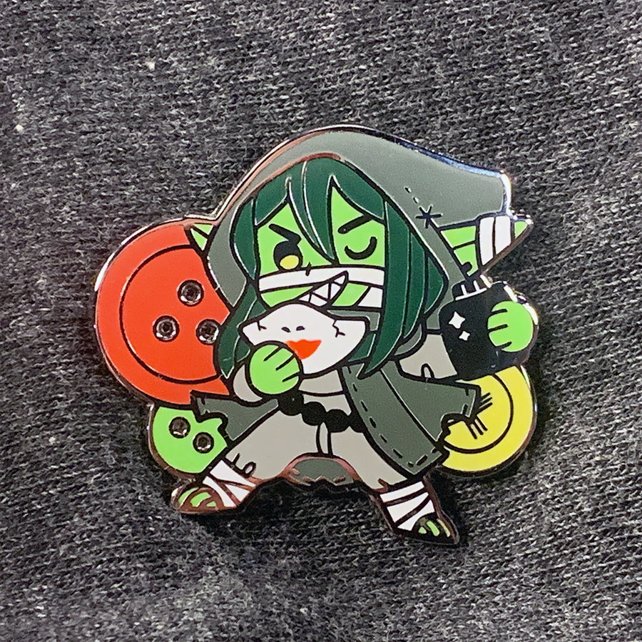Critical Role Chibi Pin No. 8 - Nott