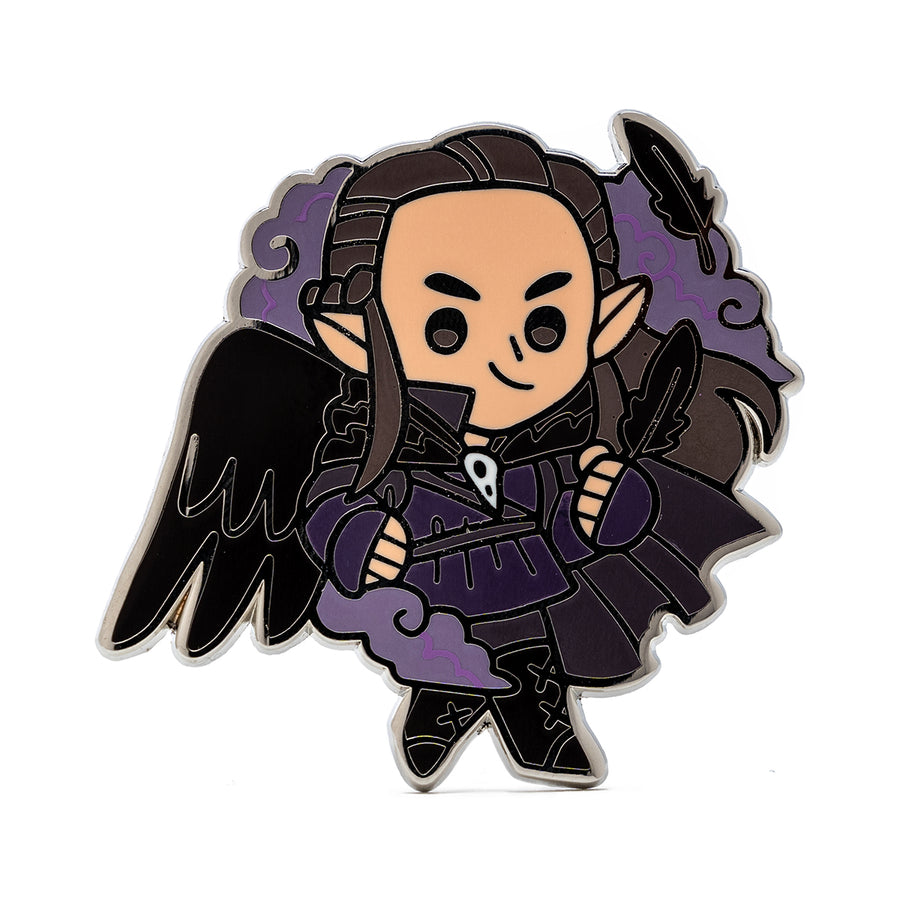 Critical Role Chibi Pin No. 16 - Vax