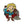 Load image into Gallery viewer, Critical Role Chibi Pin No. 19 - Taryon