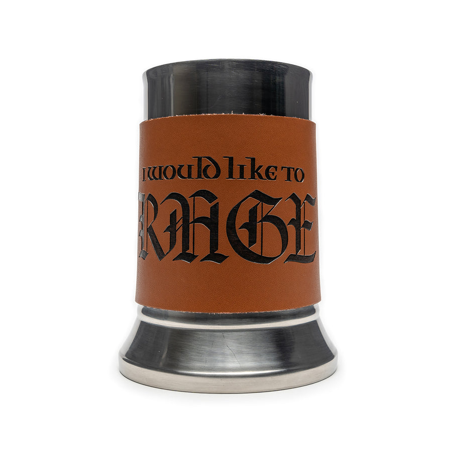 Critical Role HDYWTDT Tankard