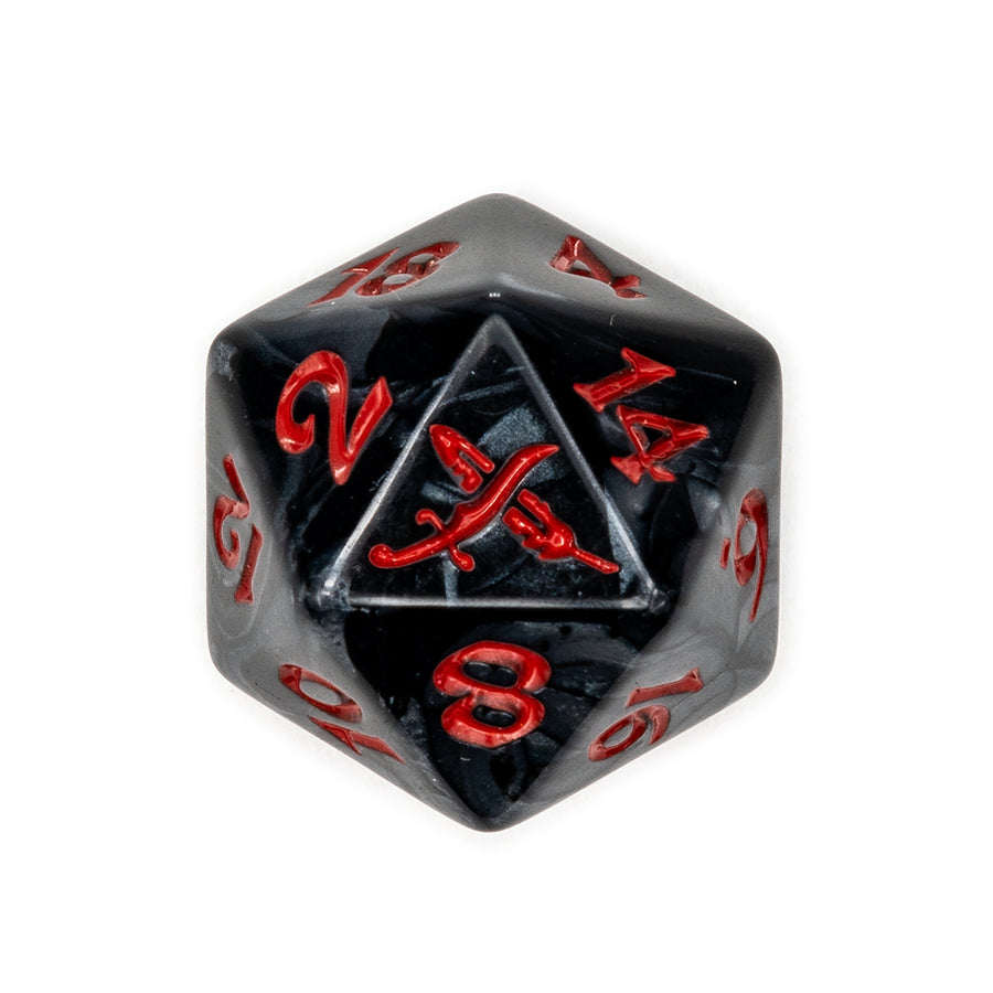 Vox Machina Dice Set: Vax'ildan