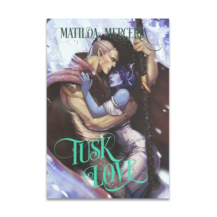 Tusk Love Notebook