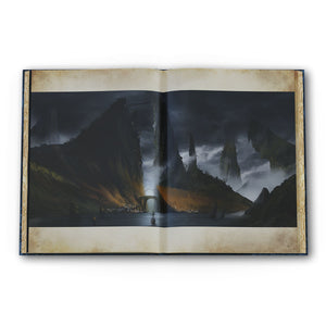 [PRE-ORDER] The Chronicles of Exandria - The Mighty Nein Deluxe Edition Art Book