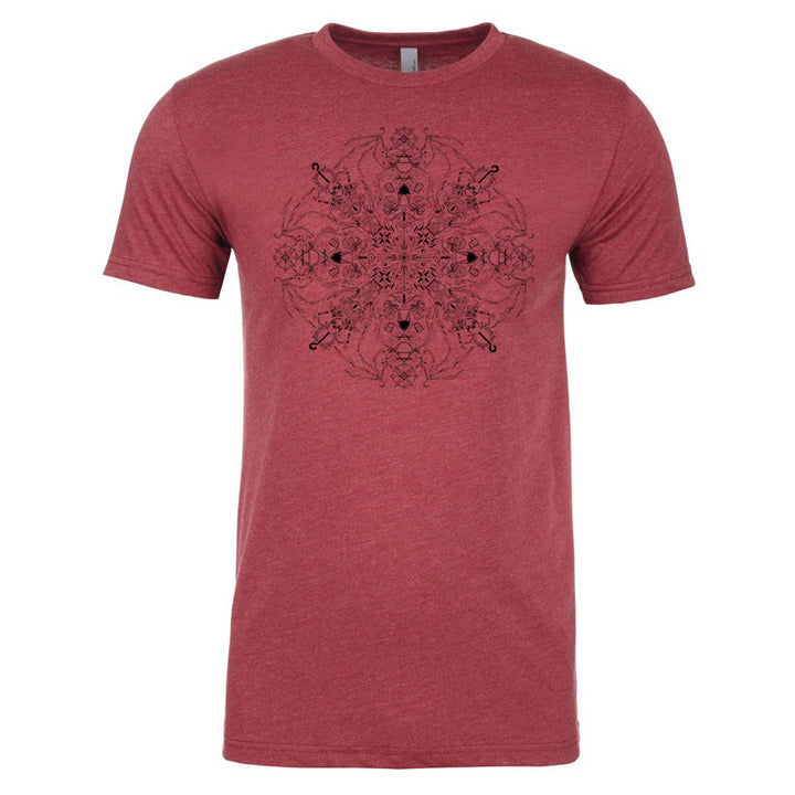 Mighty Nein Mandala T-shirt