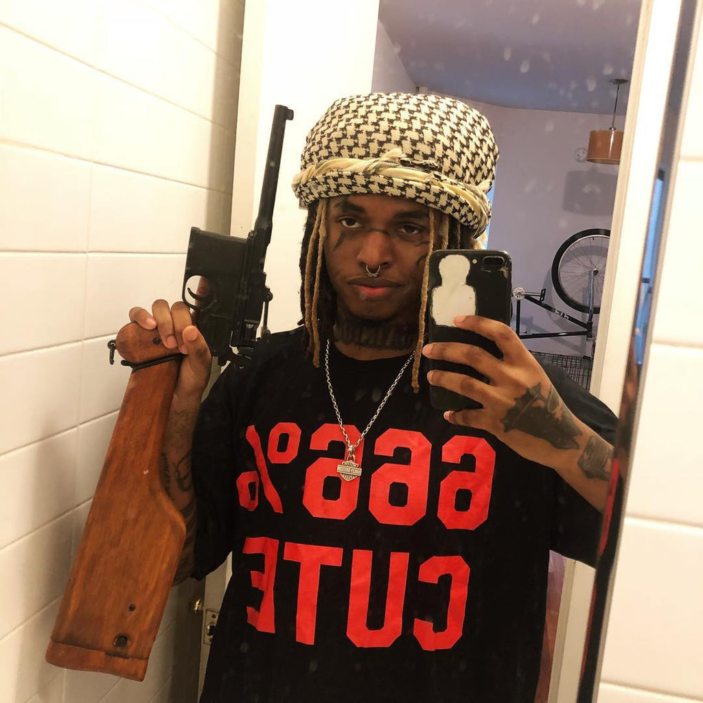 ZillaKami Rocking Our 666% Cute T-Shirt