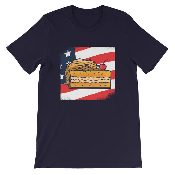 Trump Pie Men's T-Shirt Navy