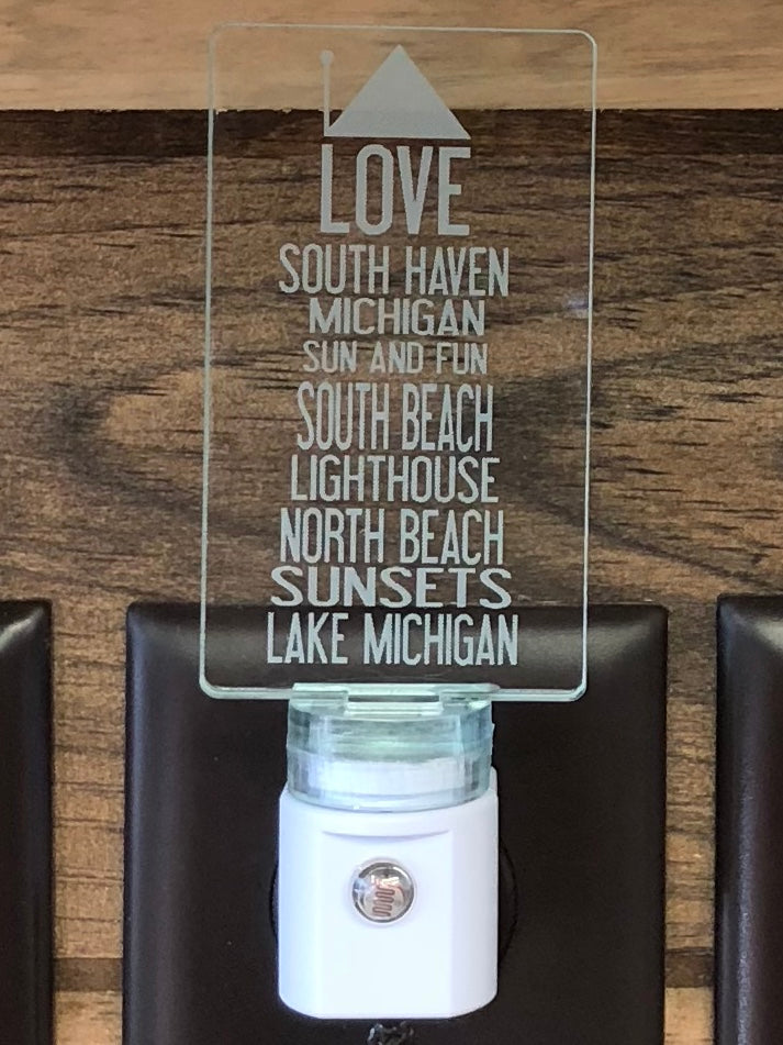 South Haven Lighthouse LED Nightlight