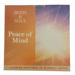 Relaxing Music Sleep Sounds CD Meditation Acoustic Guitar