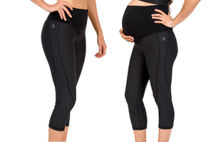 How Do Maternity Leggings Ease Pain?