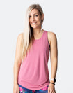 sorbet raspberry pink breastfeeding tanks