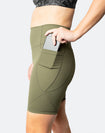 Power FIT - Bike Shorts Hunter