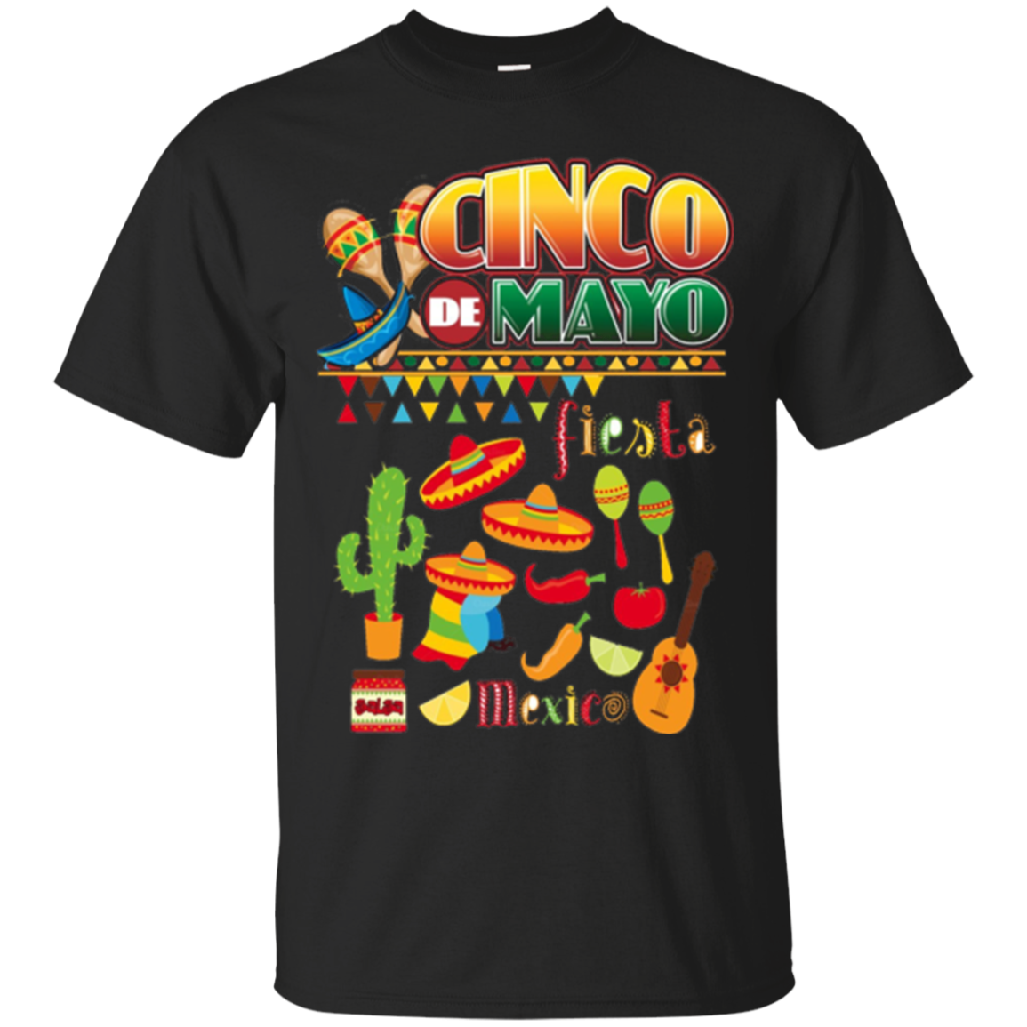 Cinco De Mayo T Shirt Cinco De Mayo Fiesta Costume Shirt