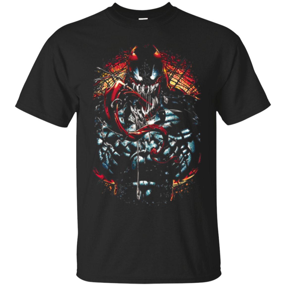 Carnage Fear Graphic T Shirt