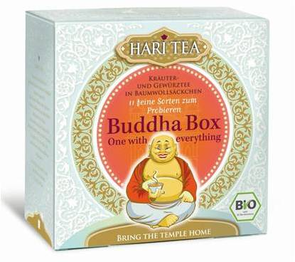 Hari Tea Bio Buddha Box- Hari Tea- Tee