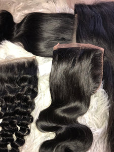 Japanese Mink Lace Closures