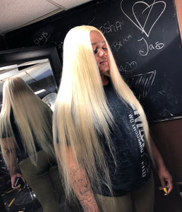 Russian Blonde 613 Bundle