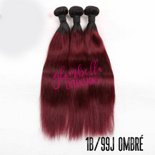 Load image into Gallery viewer, Pre colored Bundles (99J) - Glambella Extensions