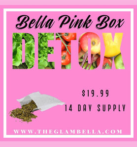 Bella Pink Box Detox