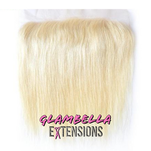 Russian Blonde Frontal - Glambella Extensions