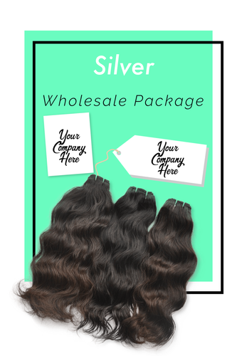 Silver Wholesale Package - Glambella Extensions
