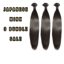 Load image into Gallery viewer, Japanese Mink Sale - Glambella Extensions