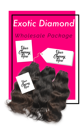 Exotic Glam Wholesale Package - Glambella Extensions