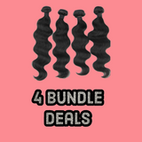 4 Bundle Virgin Mink Straight Deals