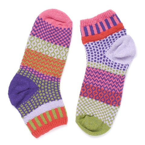 Sock Mate Adult Ankle Hyacinth by Sock Mate