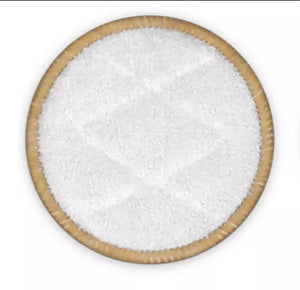 12 Pack Bamboo Make-Up Pads
