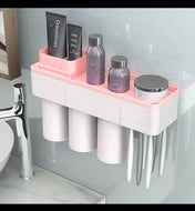 Pink All In 1 Shower Set