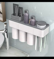 Grey All in 1 Shower Set