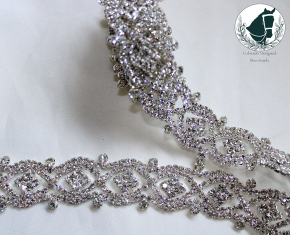 Diamond Lacework Chain