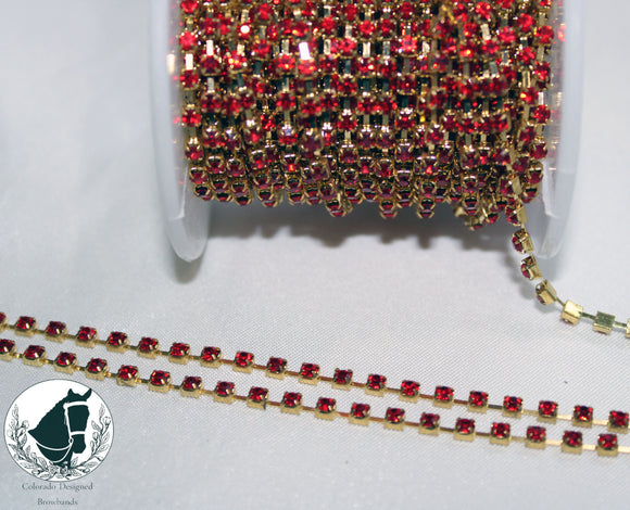 Petite single row chains