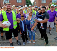 DIY SOS | BBC - West Brom, UK