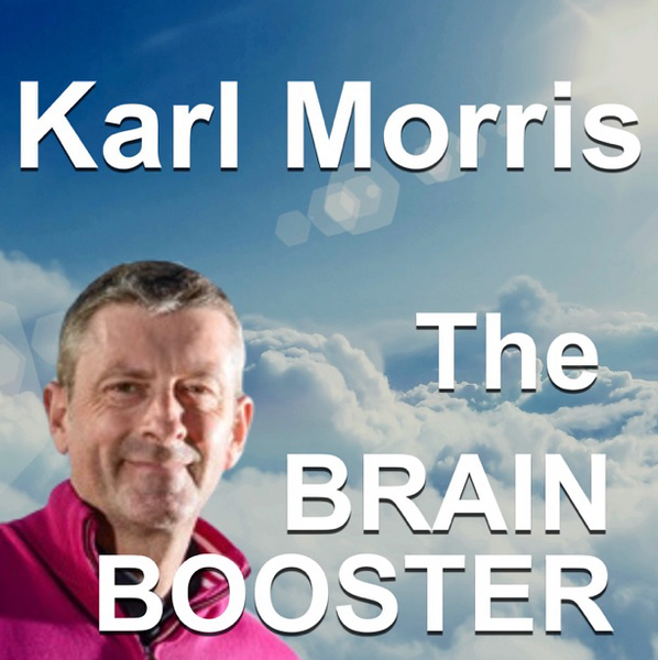 Karl Morris - The Brainbooster with Matt Masters of SuperSpeed Golf