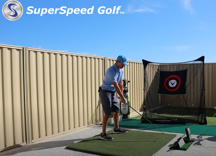 Golfbox Academy: SuperSpeed C Review