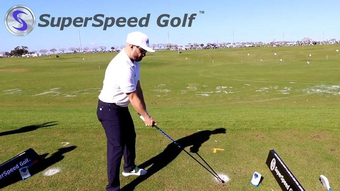 Golf Podcast 263: OverSpeed Training with SuperSpeed Golf