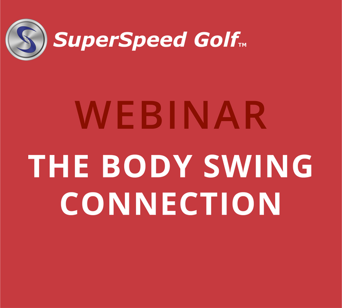 Webinar 6: The Body Swing Connection